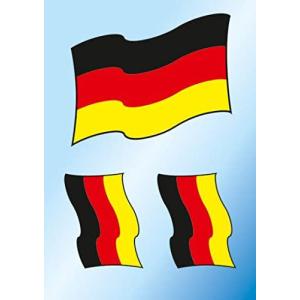 Herma 15029 Bügelbilder - Deutschlandfahne