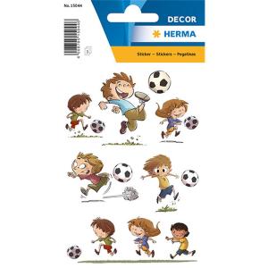 Herma 15044 DECOR Sticker - Fußballfreunde - 27...