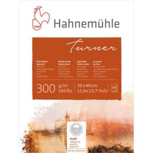 Hahnemühle Turner Aquarellblock - 300 g/m² -...