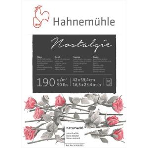 Hahnemühle Skizzenblock Velvet 185g 40 Blatt A4