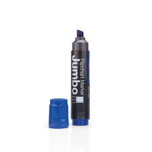 Flipchartmarker magnetoplan Jumbo, blau, 4St.