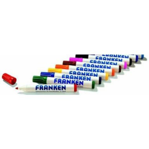 FRANKEN Boardmarker Z1902, Strichstärke 2 - 6mm,...