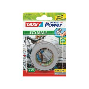 tesa extra Power Eco Repair - 5m x 38 mm - grau