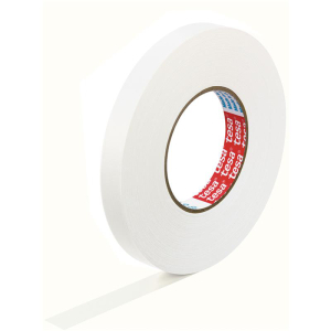 tesa Gewebeband - 50 m x 19 mm - weiß