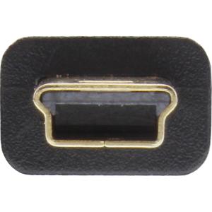 InLine USB 2.0 Mini-Kabel, USB A Stecker an MiniB Stecker...