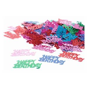 Stylex Konfetti - Happy Birthday - metallic - 14 g