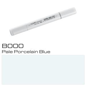 COPIC Sketch Marker B000 - Pale Porcelain Blue