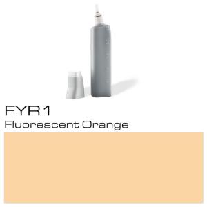 COPIC Various Ink FYR1 - Fluorescent Orange