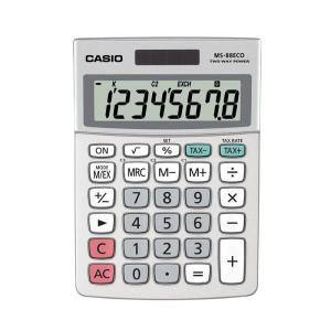 Tischrechner MS-88 ECO