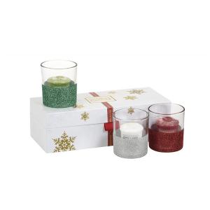 Yankee Candle The Perfekt Christmas 3 Votive & Holder...