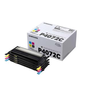 Samsung CLT-P4072C Original Lasertoner Multipack -...