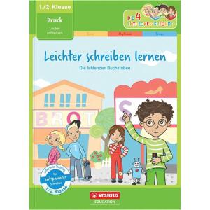 STABILO Education Übungsheft - Druck dosieren...