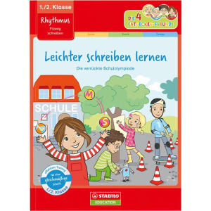STABILO Education Übungsheft - Rhythmus finden...