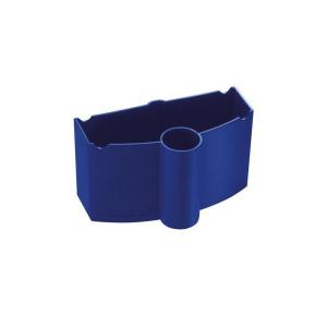 Pelikan blaue Wasserbox 735 + fünfteiliges Pinselset