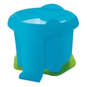 Pelikan blaue Elefanten-Wasserbox + fünfteiliges...