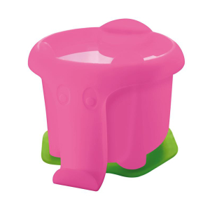 Pelikan pinke Elefanten-Wasserbox + fünfteiliges...