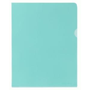 Oxford Sichthuelle Premium, A4, PVC-Folie, 0,15 mm, blau,...
