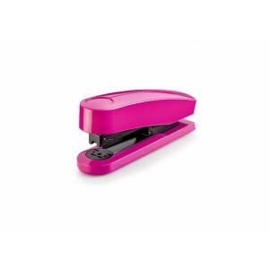 NOVUS Heftgerät B4 Springfach 40Blatt happy pink