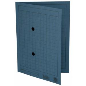 ELBA Umlaufmappe A4 Karton RC blau
