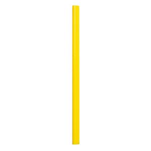 VELOFLEX Klemmschiene - DIN A4 - PVC - max. 60 Blatt - gelb