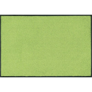 wash+dry Schmutzfangmatte Apple Green - 75 x 120 cm
