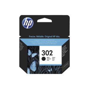 HP 302 Original Druckerpatrone - black