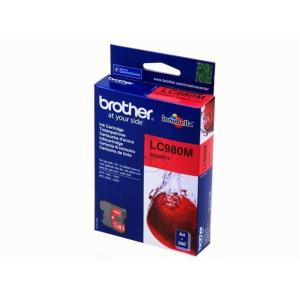 Brother LC980M Original Druckerpatrone - magenta