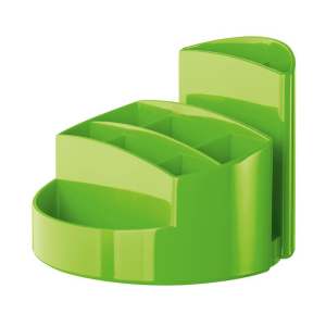HAN Schreibtischköcher RONDO, NC grün 9...