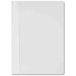 Stylex Schnellhefter - DIN A4 - PP - weiß