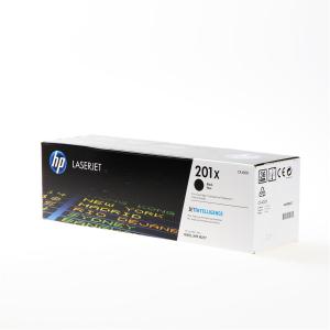 HP 201X Original Lasertoner - black