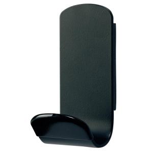 Unilux Garderobenhaken magnetisch STEELY, schwarz