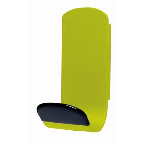 Unilux Garderobenhaken STEELY anis-grün Stahl/Gummi