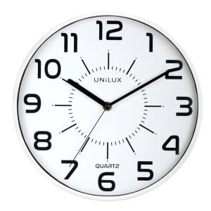 Unilux Uhr POP ULX weiß