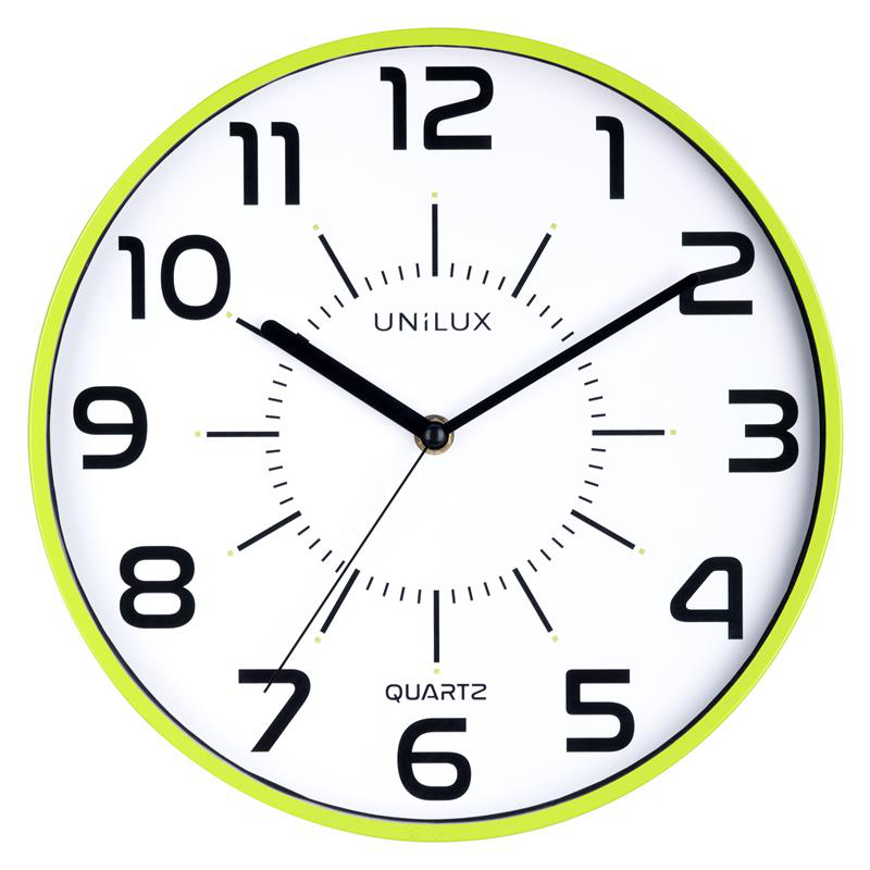 Unilux Uhr POP ULX GREEN ANISE