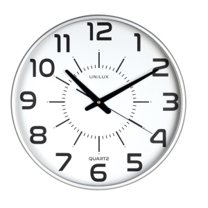 Unilux Uhr MAXI POP ULX GREY