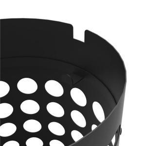 Unilux SLIM Schirmständer Metall schwarz