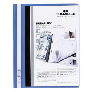 Durable Präsentationshefter DURAPLUS, A4