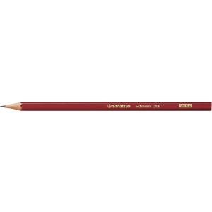 STABILO Schwan 306 Bleistift - Härtegrad 2H