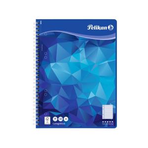 Pelikan Spiralblock - DIN A5 - liniert - 80 Blatt -...