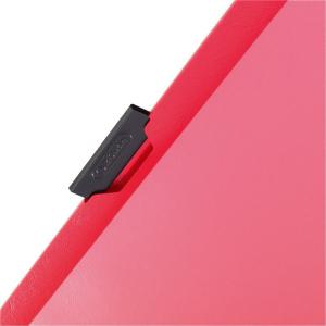 herlitz Klemmhefter - DIN A4 - weiß - PVC - 30 Blatt