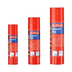 herlitz Klebestift - 36 g - lösungsmittelfrei - farblos
