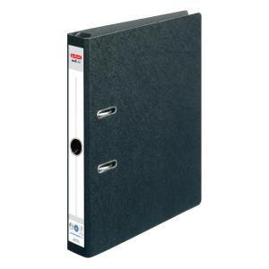 herlitz Hängeordner maX.file - DIN A4 - 5 cm - schwarz