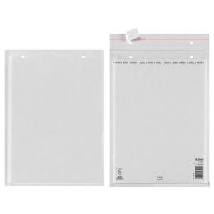 herlitz Luftpolstertasche H/8 - 27 x 36 cm - weiß -...