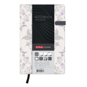 herlitz my.book Lady Notizbuch - DIN A5 - Dream Garden -...
