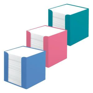herlitz Zettelkasten - 9 x 9 cm - gefüllt - 700...