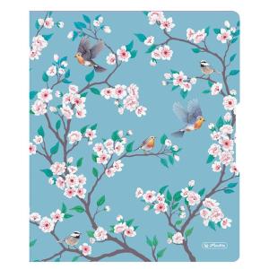 herlitz Ringbuch - DIN A4 - 2,7 cm - Ladylike Birds