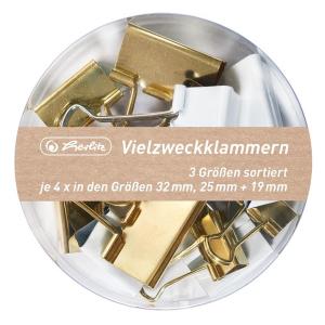 herlitz Vielzweckklammer - Pure Glam - 3...