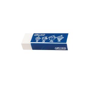 herlitz Radierer - weiß - Kunststoff-Schiebehülse