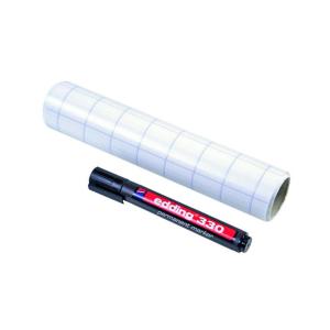 Magic-Chart, Flipchart A4 Rolle, 20x30cm 25 Stück