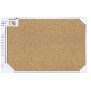 Legamaster Universal Kork Pinboard 60x90 cm, Sichtverpackung